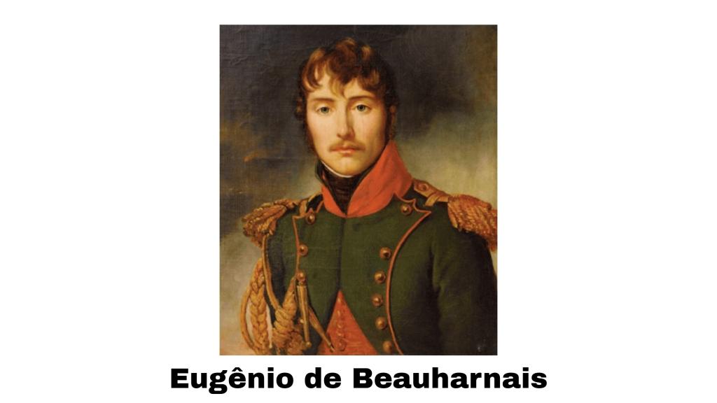 Eugenio de Beauharnais, por François Gerárd