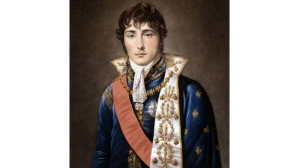 Eugène de Beauharnais, por Jean Duplessi-Bertau Lieu