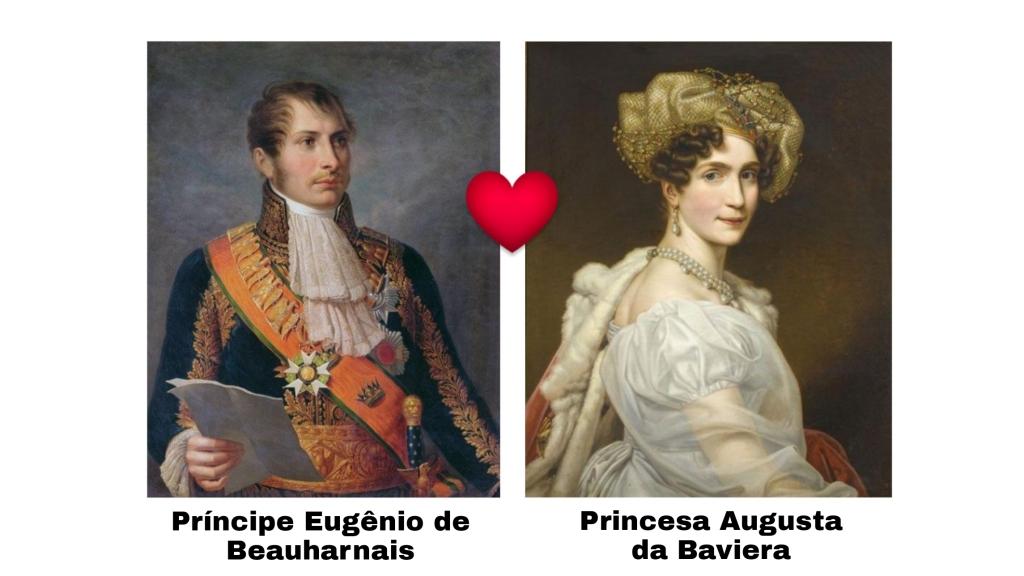 Pais da Imperatriz Amélia de Leuchtenberg.